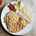grilled boneless chicken breast